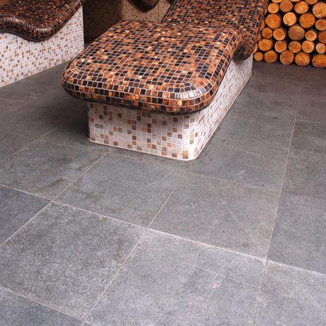 Płytki Granitowe Padang Dark Płomień 60x60x2 Podłogowe