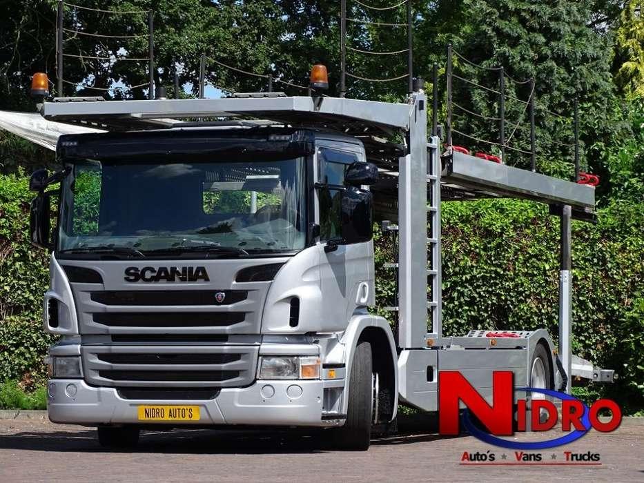 Scania P280 KÄSSBOHRER CITYTRANS 5-LADER - 2012 for sale | Tradus