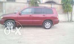 2005 Toyota Highlander At Give Away Price