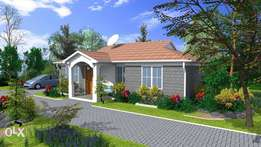 3 BR Bungalow - OFFER Book with Ksh 50K only