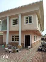 Well built and beautifully finished 5bed duplex wit painthouse Lekki 1