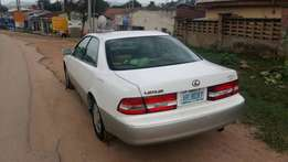 Lexus ES 300, very neat and still in an amazing condition!