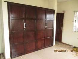 Newly renovated 3 Bedroom bungalow plus mini flat BQ at Omole phase 2