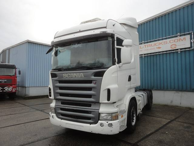 Scania R420 HIGHLINE (MANUAL GEARBOX / RETARDER / AIRCONDITIONING) - 2007
