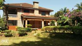 4 bedroom house to let in Runda.