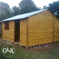 4x4 wooden office for sale