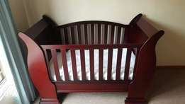 Large sleigh COT