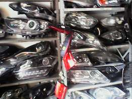 Headlamps For Different Cars For Sale