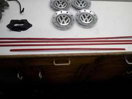 VW golf parts for sale
