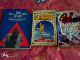 Grab these 3 Great Reads
