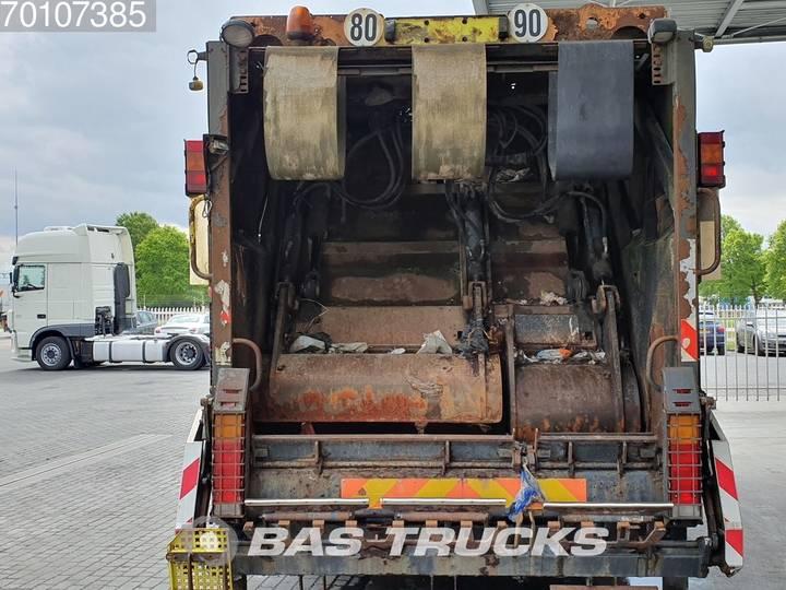 DAF CF75.310 6X2 Steering-Axle Euro 3 Faun Aufbau - 2005 - image 6