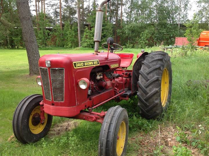 David Brown 990 Implematic - 1964