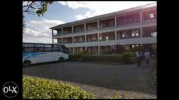 SCHOOL FOR SALE sitting on a seven Acre land at Isinya ,
