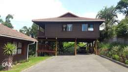 Stunning nature loving 2bedroom 2 Charming house to rent