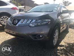 Nissan Murano 2010 brown 2500cc double Sunroof KCN Leather