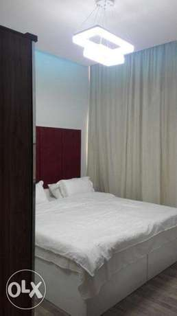 luxury stylish 1 b/r fully furnished apartment سار -  3