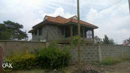 Syokimau 4 bedrooms stand alone house for sale