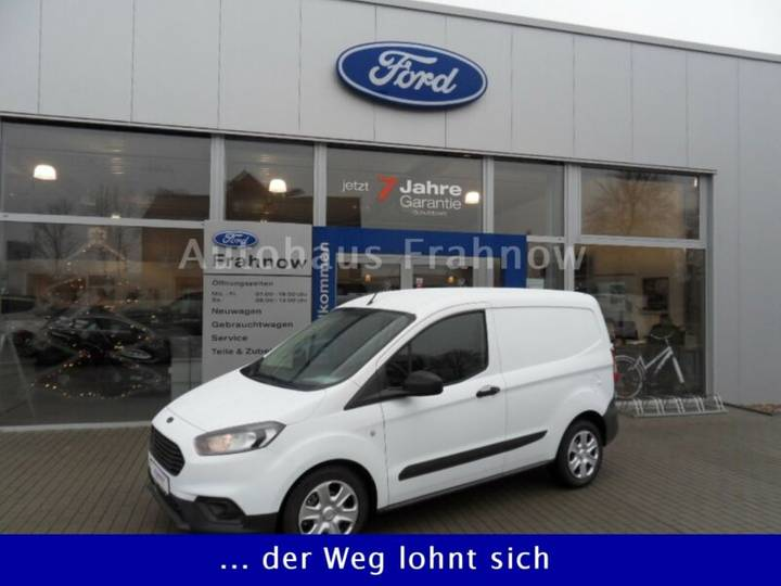 Ford Transit Courier Trend - 2018