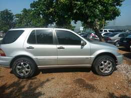 Benz ml 350 yr 2004/2005 sharp buy and drive