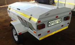 venter trailer 6 voet in excellent condition must be seen