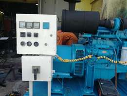 generator for sale cummins i good working condition 200kva