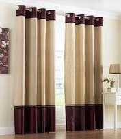 Executive Curtains: Free delivery and fixing