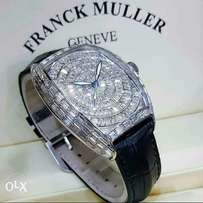 Frank Muller Authentic USA Wristwatch
