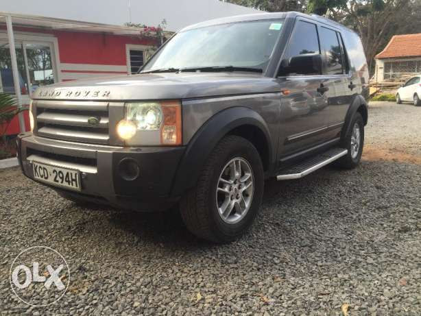 Discovery 3 TDV6 HSE Leather Double Sunroof 3000cc Diesel dicovery 4 Nairobi CBD - image 1