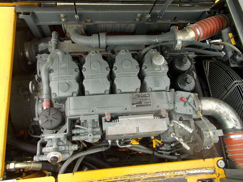 Liebherr R 906 Litronic Classic Lc - 2011 - image 16