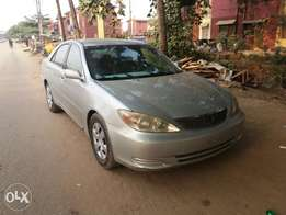 Registered Toyota Camry (First Body) - 2004