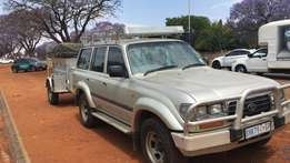 Land Cruiser 80 series 4.5P