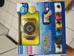 """Brand new sealed HD dashcam with full 2.0"""" touchscreen and waterproof"""