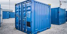 10 Foot workshop container are designed