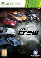 Used, WANTED the Crew xbox 360 for sale  Vanderbijlpark