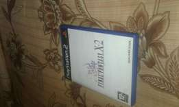 Playstation 2 disc