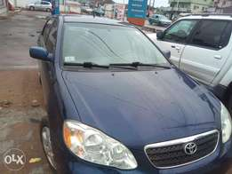 Newly imported first body Toyota Corolla for sale in Ijebu-Ode