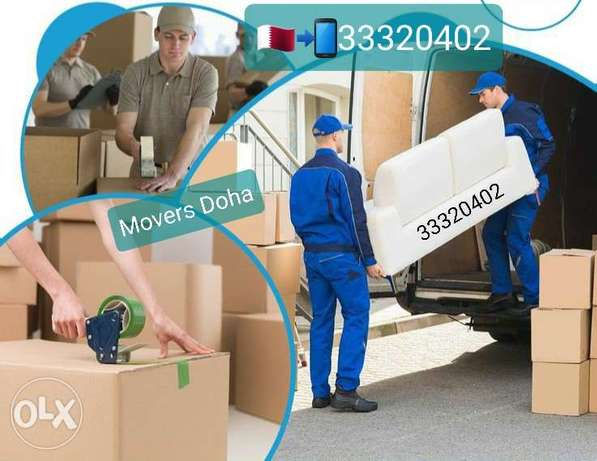 House Moving shifting packing company Qatar good prices