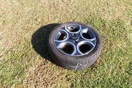 KIA Picanto rims and tyres 15 inch