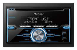 Pioneer FH-X385UB, mp3/USB double din, free delivery within nrb.