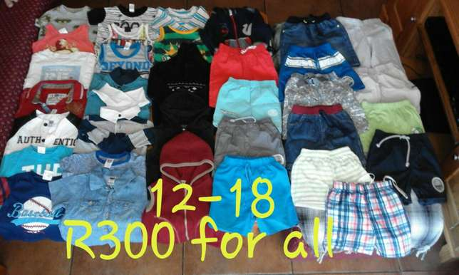 Baby clothes from 3 upwards Kraaifontein - image 2
