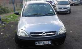 Opel Corsa Bakkie 1.4 3 Doors Model 2008 Colour Grey Factory A/C&CD P