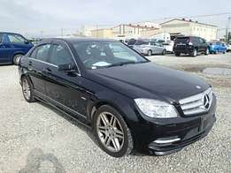 Mercedes Benz C200 Avantgarde Sports Ltd Year 2010 Model Black