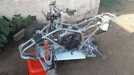 Quad or bike restoring