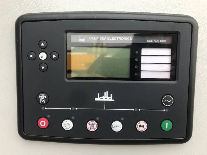 Doosan P086TI - 220 kVA Generator - DPX-15550 - 2019 - image 7