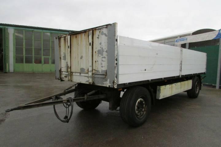 Krone AZP 18 - Baustoff - Nr.: 122 - 2007