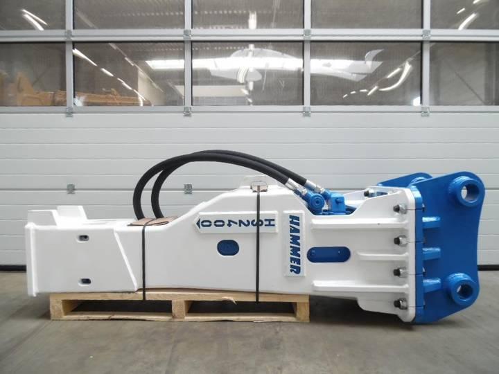 Hammer HS2400 OS fits 27-35 Ton excavator new/unused - 2019