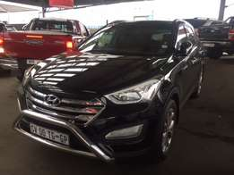 The Ever Exciting 2013 Hyundai Santa Fe 2.2 Diesel AWD Elite Automatic