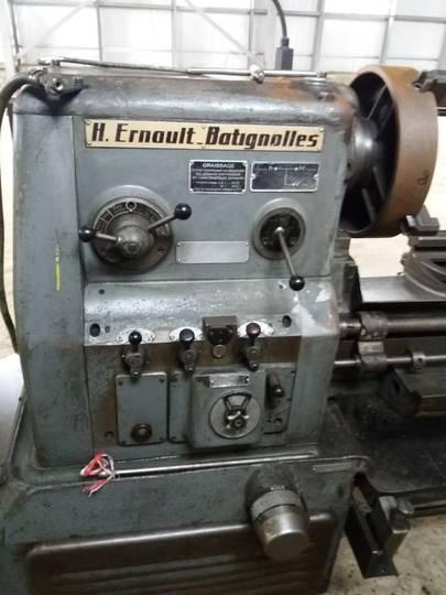 Ernault L 2000 industrial equipment