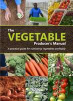 Vegetable Producer's Manual -Book pre-release offer