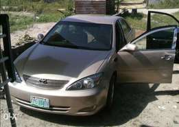2004 Toyota Camry Automatic 4Plug